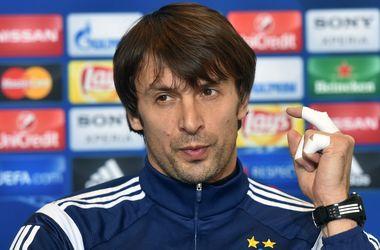 """Шовковский: """"Мы тяжело работали, готовясь к игре Лиги чемпионов"""""""