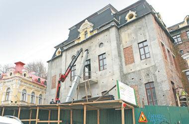В центре Киева появится прозрачный театр