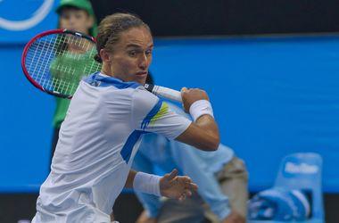 Александр Долгополов выиграл первый матч в Акапулько