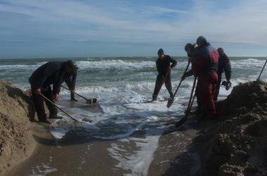В Одесской области лиман соединили с морем