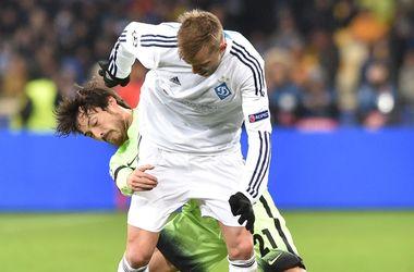 """Ярмоленко: """"Я виноват в первом мяче в наши ворота"""""""