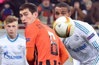 Степаненко пропустит первый матч 1/8 финала Лиги Европы