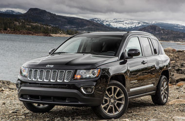 <p>Jeep Compass. Фото: chrysler.com</p>