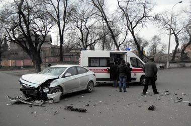 В Днепропетровской области произошло страшное ДТП с полицией