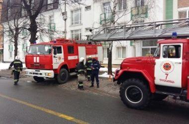 В Трускавце из-за утюга горел санаторий