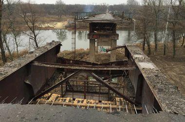 СБУ задержала подрывников моста через Северский Донец