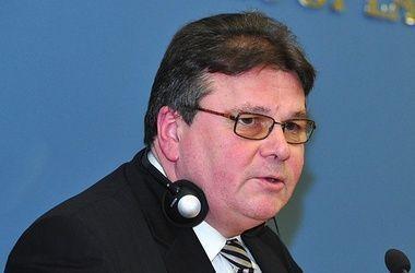 Линкявичюс: Решение российско-украинского конфликта зависит только от России