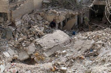 Российская авиация прекратила наносить удары по Сирии