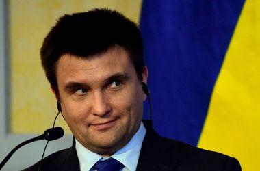 Климкин: Россия будет вынуждена начать переговоры с Украиной о возврате оккупированного Крыма