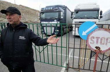 В Мининфраструктуры объяснили, чем обернется блокада российских грузовиков