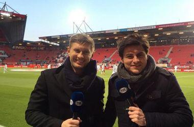 Экс-игрок сборной Украины работает экспертом на голландском ТВ