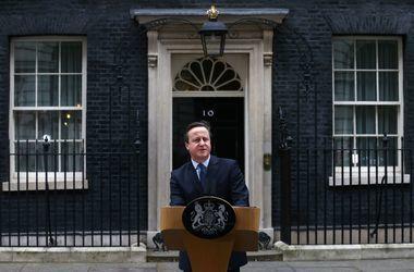 """""""Российская угроза"""": Кэмерон назвал причину, по которой Великобритания должна остаться в ЕС"""