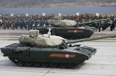 """Россия начала тестировать свои танки-""""невидимки"""" нового поколения"""