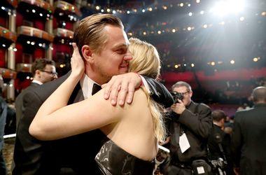 """Первый """"Оскар"""" Ди Каприо: речь победителя и реакция звезд"""