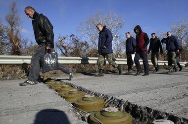 Боевики взяли в плен украинского бойца