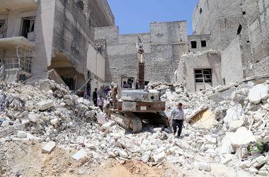 Сирийская оппозиция заявила об аннулировании перемирия
