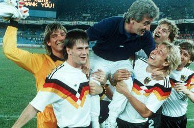 Умер чемпион Европы-1972 по футболу в составе сборной Германии