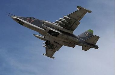 В России потерпел крушение Су-25, летчик погиб