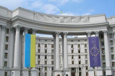 МИД: Украина призывает международное сообщество давить на РФ, пока Донбасс и Крым не будут деоккупированы