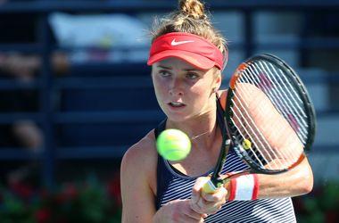 Элина Свитолина с победы стартовала на турнире в Малайзии