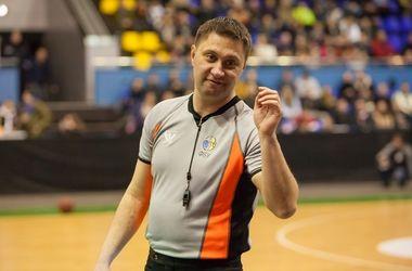 Украинский арбитр будет работать на Олимпиаде-2016