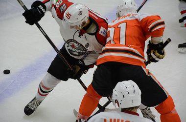 25 тур чемпионата Украины по хоккею: когда матчи и где смотреть