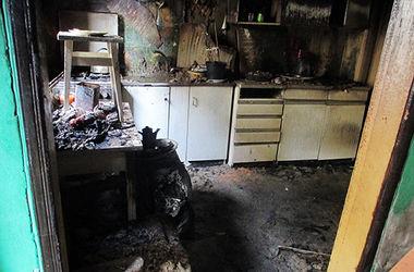 В центре Мариуполя произошло жестокое убийство и поджог