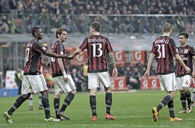 """""""Милан"""" впервые с 2003 года вышел в финал Кубка Италии"""