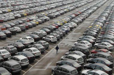 Спрос на автомобили в Украине значительно вырос