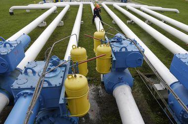 Россия нарастила транзит газа через Украину