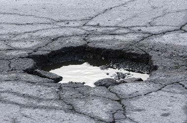 ТОП-10 самых плохих дорог Киева