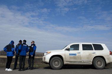 В Донбассе стало спокойней - ОБСЕ