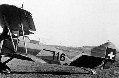 В Швейцарии на дне озера нашли самолет времен Второй мировой