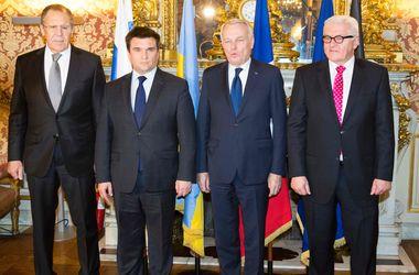 """Встреча """"нормандской четверки """" в Париже: о чем говорили министры"""