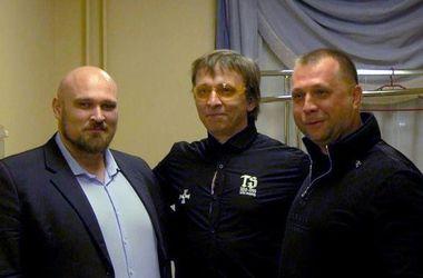 Охлобыстин стал почетным добровольцем Донбасса