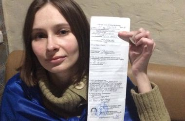 Боевики не хотели включать журналистку Варфоломееву в списки обмена пленными - Геращенко