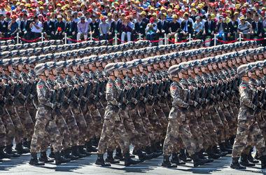 Китай увеличивает военные расходы