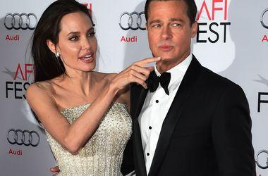 Брэд Питт и Анджелина Джоли остались без крыши над головой