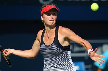 Элина Свитолина вышла в полуфинал турнира в Малайзии