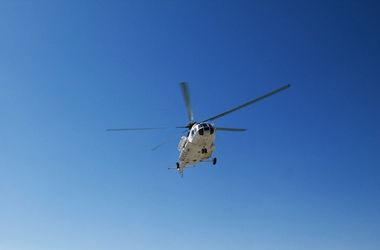 В России разбился вертолет МВД РФ