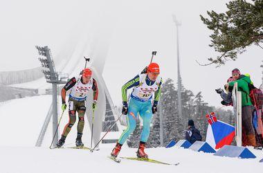 Состав сборной Украины на спринтерские гонки на ЧМ по биатлону