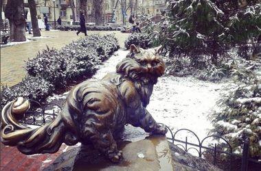 В Киев вернулась зима: свежие фотографии из Instagram