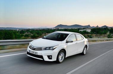 Названы самые популярные автомобили среди киевлян