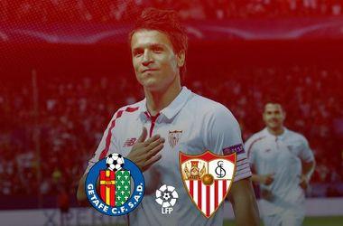 Коноплянка едет в Хетафе и другие матчи чемпионата Испании