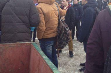 В России школьники устроили массовое побоище