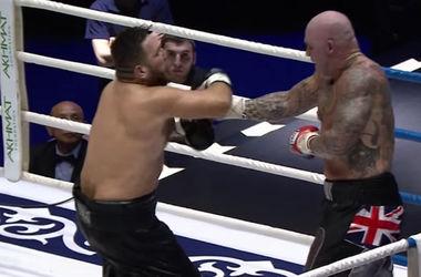 Видео ключевых моментов боя Руслан Чагаев - Лукас Браун