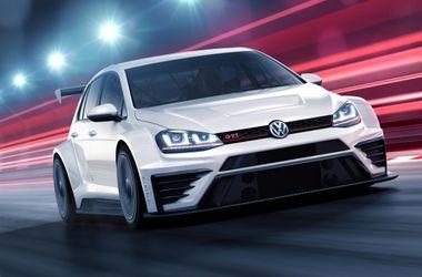Volkswagen представил гоночный Golf
