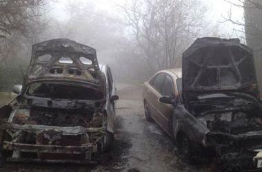 В Крыму задержали серийного поджигателя автомобилей