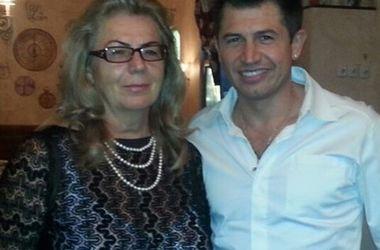 <p><span></span><span>Андрей Джеджула с мамой Фото: Instagram</span></p>