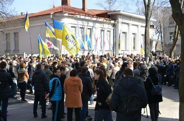 В Харькове объявили бессрочный пикет в поддержку Надежды Савченко